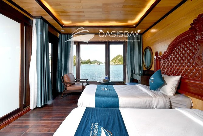 Oasis Party Halong Bay Cruise 2 Days 1 Night photo 12
