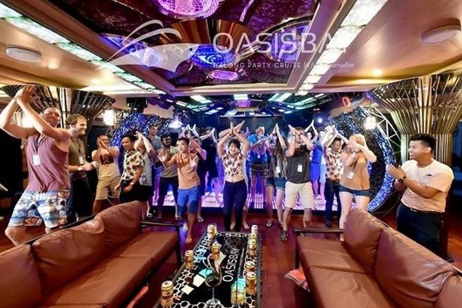 Oasis Party Halong Bay Cruise 2 Days 1 Night photo 4