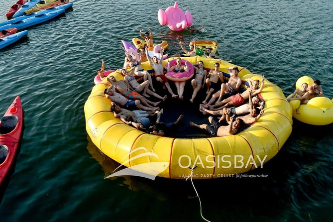 Oasis Party Halong Bay Cruise 2 Days 1 Night photo 3