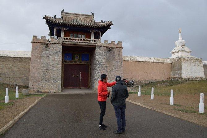 semi-Gobi, Karakorum, Genghis Khan Statue & Terelj National Park