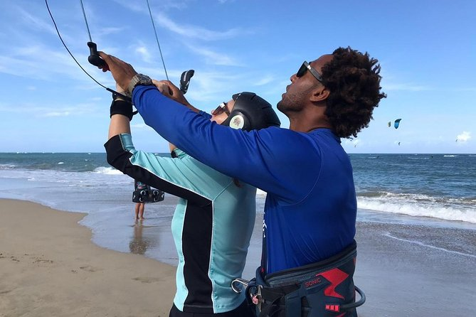 Entry Level Kite Surfing Lesson photo 7