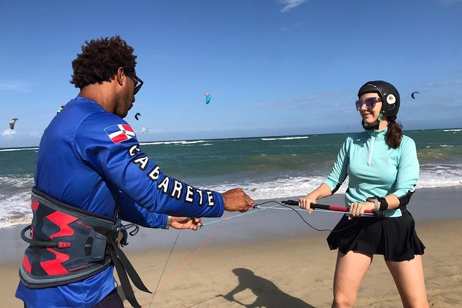 Entry Level Kite Surfing Lesson photo 9