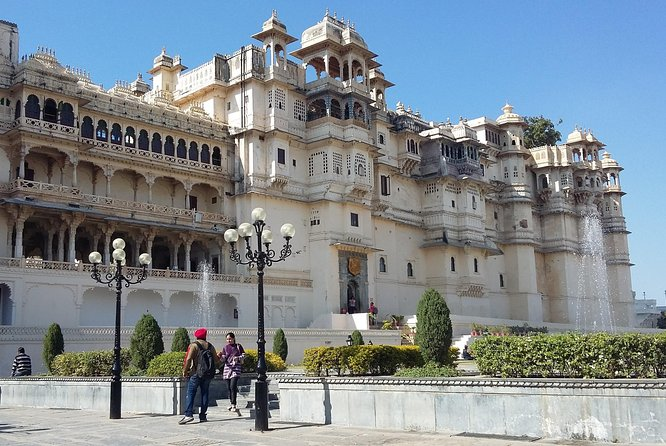 Walking Guided tour in Udaipur