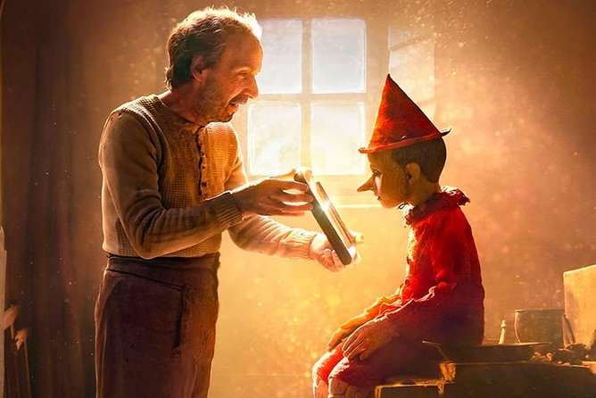 Pinocchio's adventures:the places of the writer Collodi and his Puppet Pinocchio photo 1
