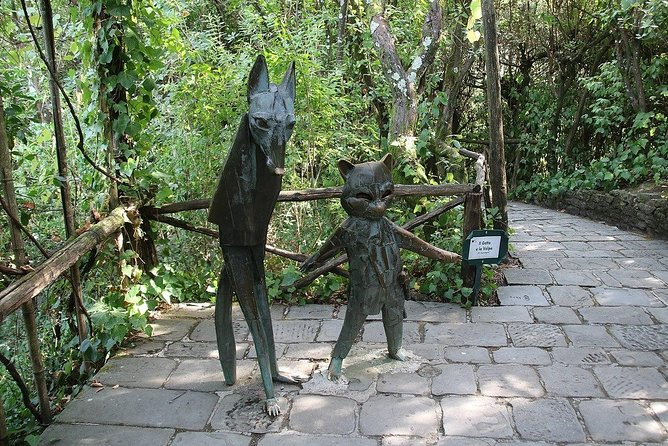 Pinocchio's adventures:the places of the writer Collodi and his Puppet Pinocchio photo 15