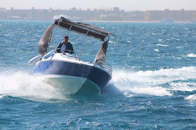 Paradise Island & Water Sport (Four hours Private Speed Boat trip ) - Hurghada photo 15