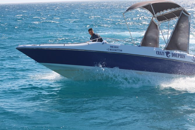Paradise Island & Water Sport (Four hours Private Speed Boat trip ) - Hurghada photo 3