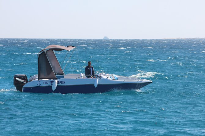 Paradise Island & Water Sport (Four hours Private Speed Boat trip ) - Hurghada photo 13
