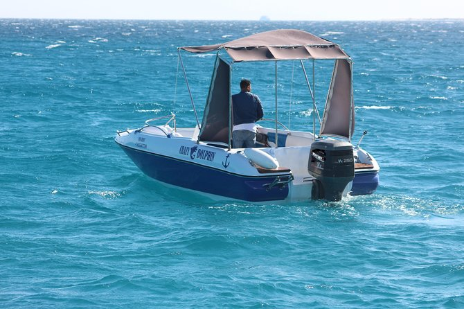 Paradise Island & Water Sport (Four hours Private Speed Boat trip ) - Hurghada photo 10