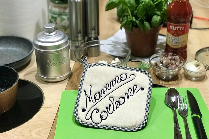 Sicilian Cooking Class : Personalize your class