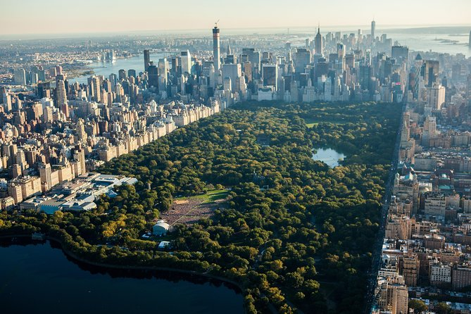 Central Park Sightseeing Tour