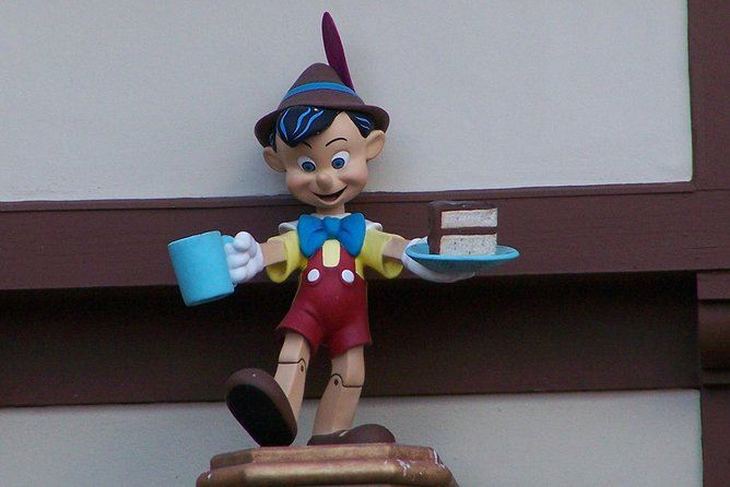 Pinocchio's adventures:the places of the writer Collodi and his Puppet Pinocchio photo 11