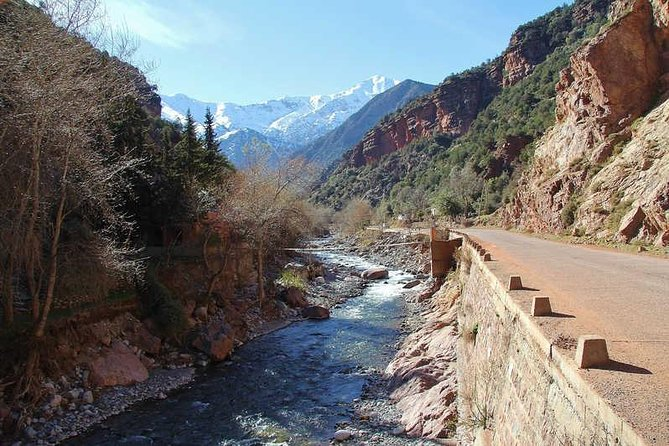 Full day trip to ourika valley and the high atlas mountains photo 1