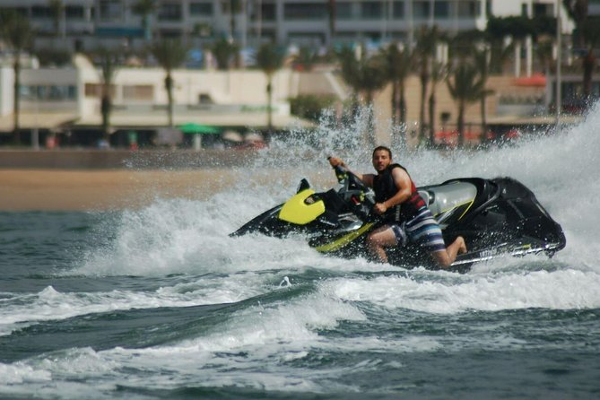 Jet ski rental in Agadir