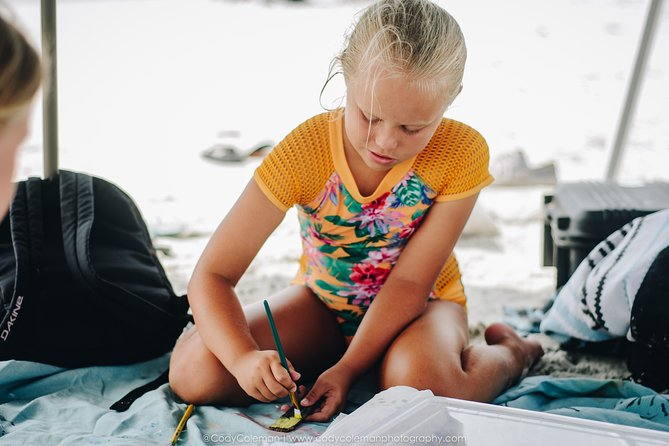 The WSMS Surf Art Camp Full Day