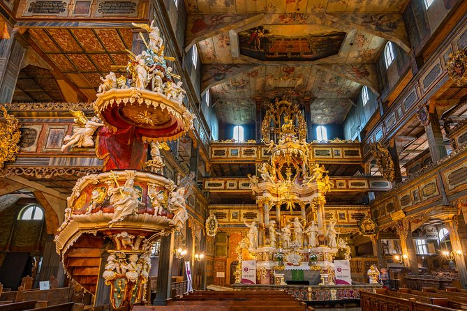 UNESCO World Heritage-listed Church of Peace Day Tour from Wroclaw