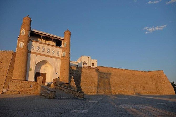 Arc of Bukhara