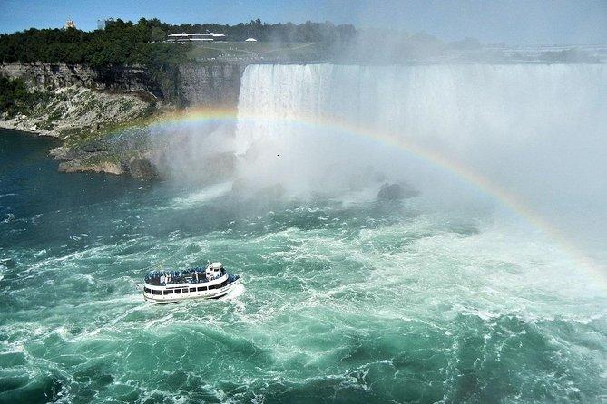 Niagara Falls Day Tour - Pickup from Toronto