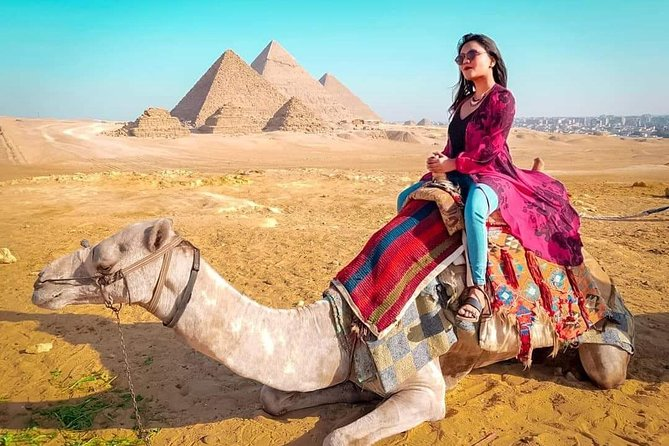 CAIRO Pyramids Tour From Hurghada