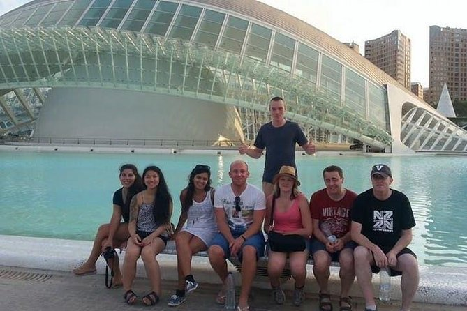 Tour in the City of Arts and Sciences, in Spanish