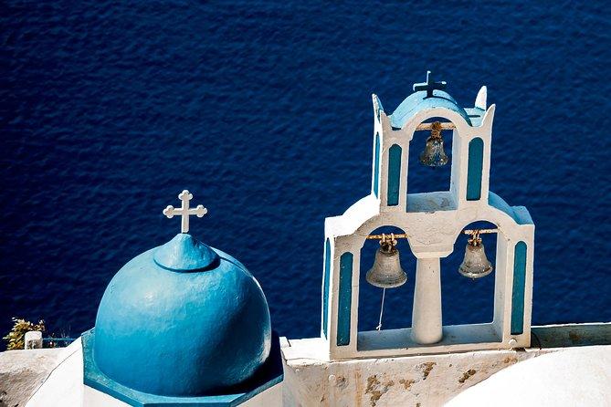 Santorini - The pearl of the Aegean