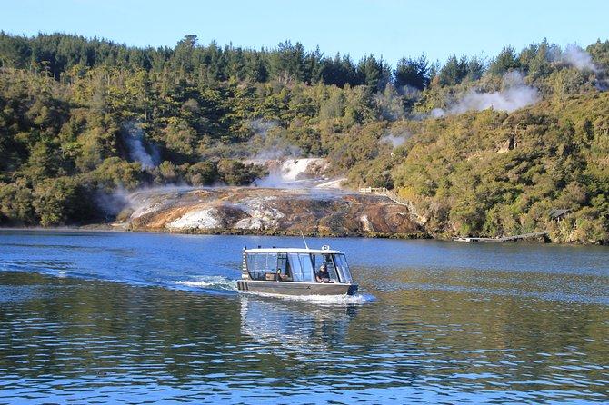 """Mount Tarawera/Orakei Korako """"Thermal Explorer"""" Dual Landing"""
