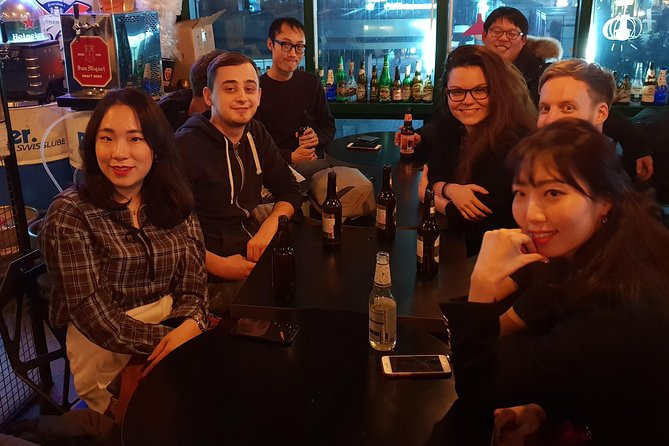 Gangnam IFK Pub Meetup!