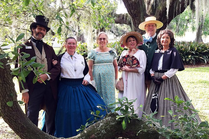 Destrehan Plantation Tour With Round Trip Transportation From New Orleans