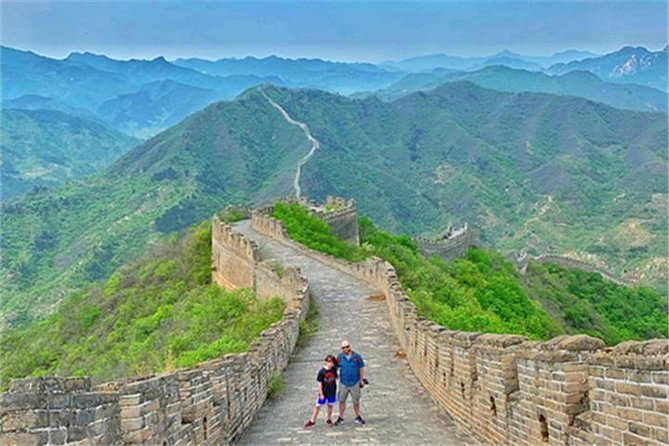 Fortunate Layover: Beijing Airport to Mutianyu Great Wall Small Group Tour