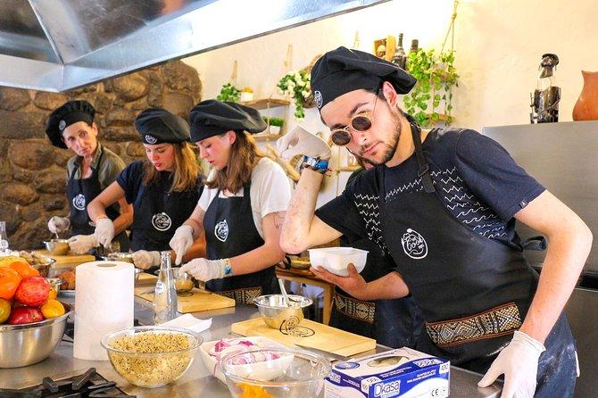 Peruvian Cooking Classes