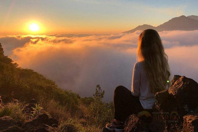 Bali Sunrise Trekking Batur Volcano with Breakfast