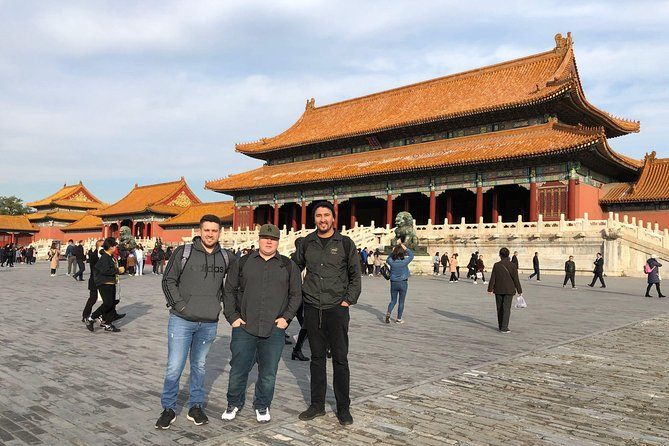 2 Days Great Wall and Forbidden City Layover Private Tour from Beijing Airport