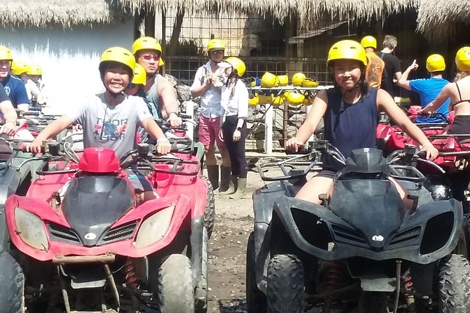 BALI BEST ATV RIDE ADVENTURE with LUNCH and PRIVATE HOTEL TRANSFER. photo 6