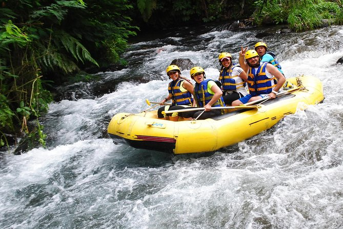 Telaga Waja River - White Water Rafting Bali