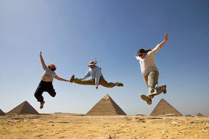Private tour - The pyramids the Egyptian museum and Nile dinner cruise