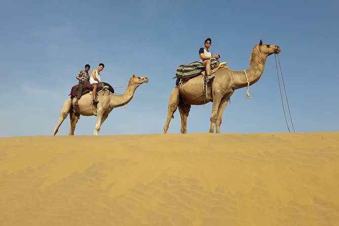 SR Camel Safari Tour Osian-Jodhpur