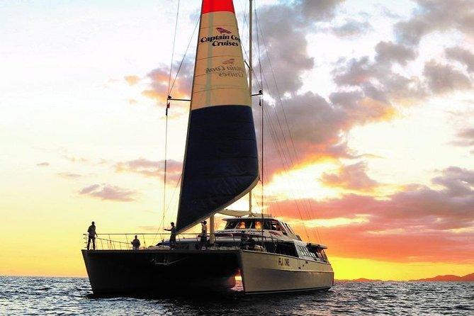 COMBO Tour: Fiji Sunset Dinner Cruise PLUS 4 Hour Discover Nadi Private Tour