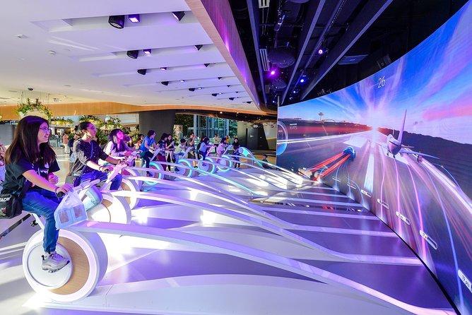 Changi Experience Studio Admission Ticket