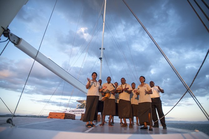 COMBO Tour: Fiji Sunset Dinner Cruise PLUS 4 Hour Discover Nadi Private Tour photo 10