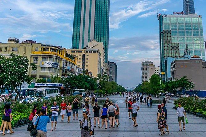 Nguyen Hue Pedestrian
