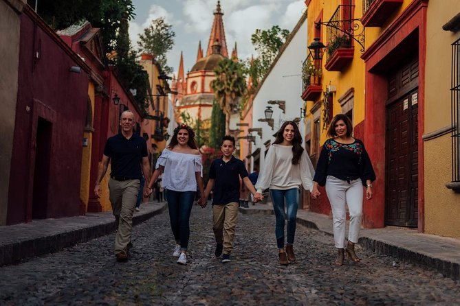 Kids and Family Private San Miguel de Allende City Tour
