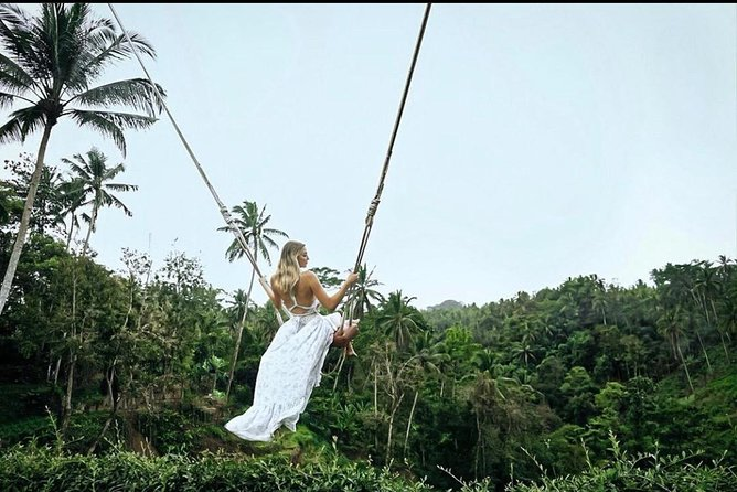 Free Wi- Fi - Ubud Jungle Swing - Monkey Forest - Water Temple - Waterfall