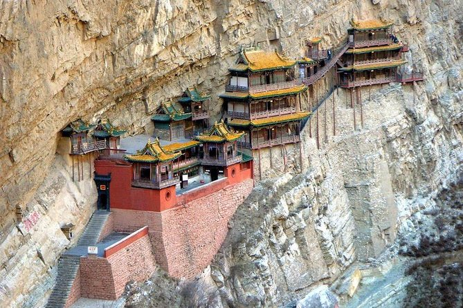 2-Days Private Tour to Hanging Temple and Wutaishan from Datong with Hotel photo 4