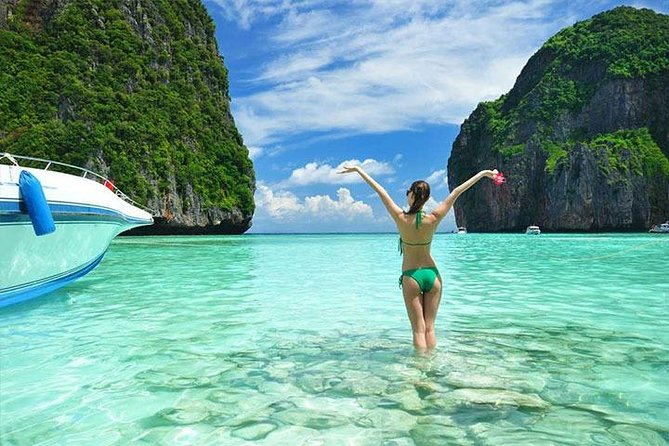 Raya and Coral Island Snorkeling Day Tour from Phuket