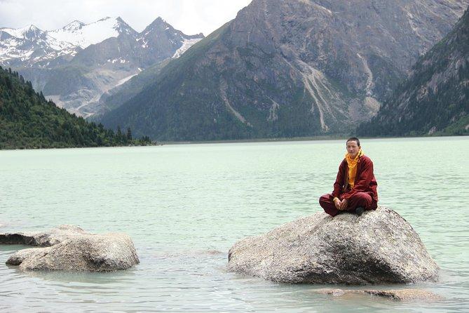 16-Day Eastern Tibet Bike Tour (Tibet Travel Permit Not Needed)