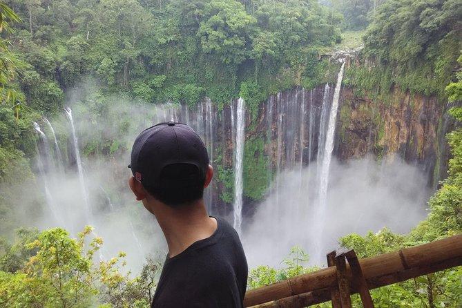 Explore Tumpak Sewu Waterfall