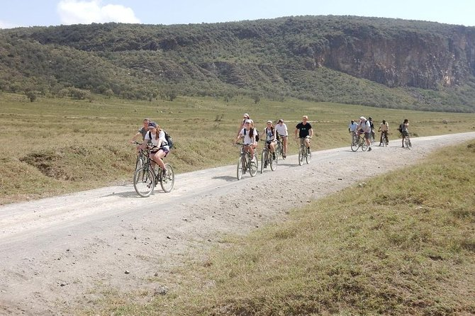 Hell's Gate National Park with Bike ride Tour From Nairobi