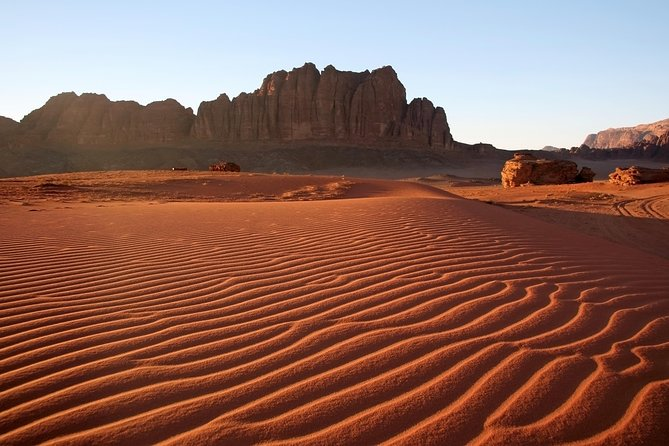 3-Night Jordan Tour with Wadi Rum Overnight from Sheikh Hussein Border Crossing photo 2