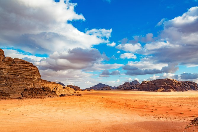 3-Night Jordan Tour with Wadi Rum Overnight from Sheikh Hussein Border Crossing photo 3
