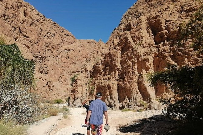 9-Hour Private Wadi Shab and Tiwi Day Tour from Oman